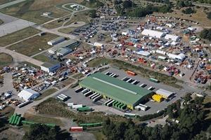 5 Doppelmesse im Baden-Airpark – mit reichlich Platz wie potenziellen Zuwachs • Double fair in the Baden-Airpark - with sufficient place for potential growth<br />