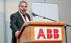 Hanspeter Erb, Vizepräsident ABB Antriebsanwendungen<br />