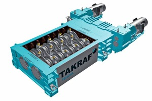 """<div class=""""bildtext"""">Das Sizer Model TCS 12.16, das&nbsp; auch im Labor von TAKRAF eingesetzt wird </div>"""