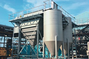 """<div class=""""bildtext"""">2 A series of sand filters with lamella clarifier and flocculation tank used for the filtration of suspensions</div>"""