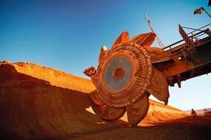 Spence Kupfermine in Chile • Spence copper mine in Chile<br />