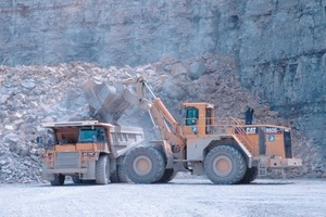 The quarry operated by Lukas Glaeser in Aspach<br />
