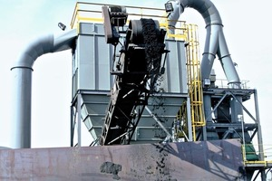 14 allair<sup>®</sup> Luftsetzmaschine für die Kohleaufbereitung • Allair<sup>®</sup> air jigging machine for coal beneficiation