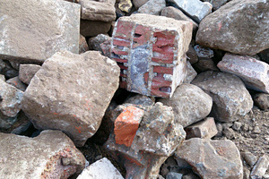 1 Materialverbünde und Materialdiversität in mineralischen Bau- und Abbruchabfällen • Material composites and material diversity in mineral construction and demolition waste<br />