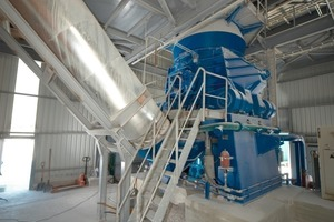 A LOESCHE LM 19.20 D mill in Turkey<br />