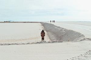 8 Der beendete Bau des Beckens ● Completed basin construction