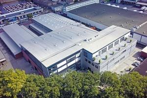 """<div class=""""bildtext"""">6 Werksgelände der Siebtechnik GmbH in Mülheim/Ruhr • Site of Siebtechnik GmbH in Mülheim/Ruhr</div>"""