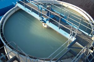 Einsatz des AquaCycle von CDE Global auf der Isle of Grain • CDE Global Isle of Grain AquaCycle useage