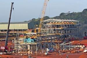 13 Marampa Eisenerzprojekt in Sierra Leone • Marampa iron ore project in Sierra Leone<br />